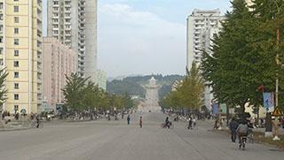 Kaesong street