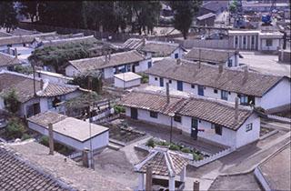 Houses in West Pyongyang