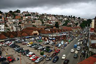 Madagascar cars
