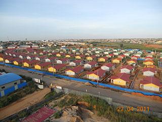 Nova Vida, Luanda, Angola