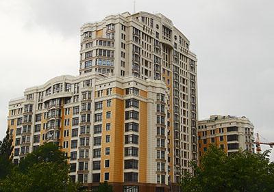 Beautiful apartment in Kiew