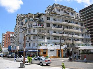 Old building in Fortaleza