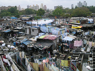 South Mumbai rich vs poor