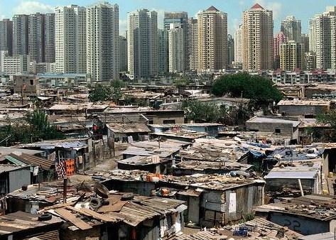 South Mumbai rich vs poor