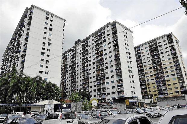 Penang public housing